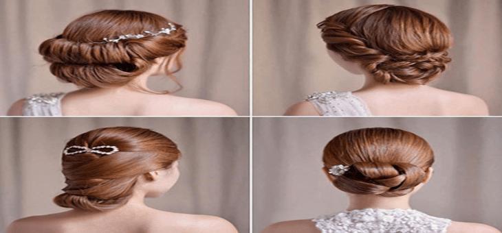 trang điểm bới tóc – khoá 1 : học bới tóc