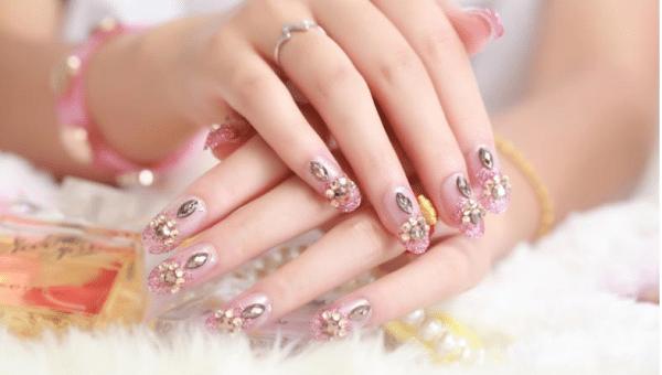Nails  -khoá 5 : kỹ thuật đắp móng gel
