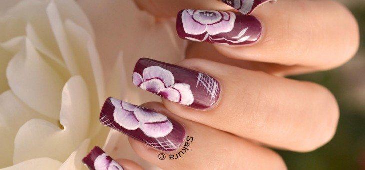 Nails -khoá 2: kỹ thuật trang trí móng